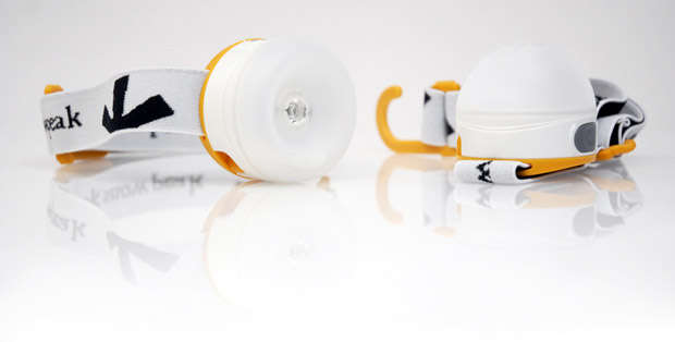 Minimalist Headlamp-Lanterns