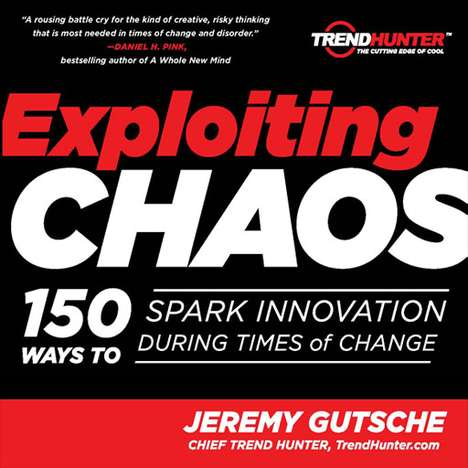Free Exploiting Chaos eBook - Our Award-Winning Innovation Book is Now Free