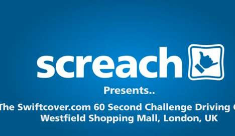 Screach Interactive Billboard Game