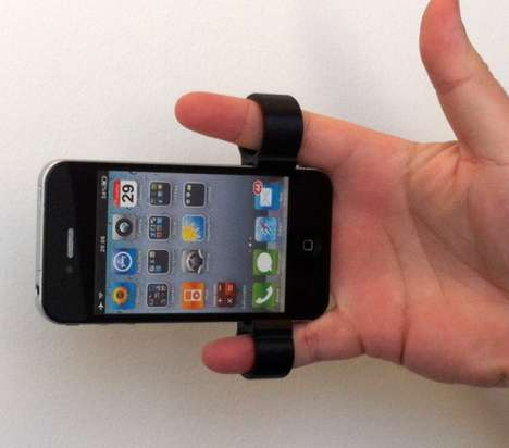 AirClip iPhone Camera Grip