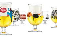 Booze Glassware Contests