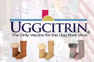 The 'Uggcitrin' Ugg Boot Vaccine Video Begs You to Get Protected