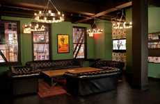 Soldier Chic Hostels - The Bowery House Pays Tribute to the World War II Era