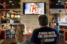 Fast Food Television - McDonald's McTV Set to Launch in California Restaurants