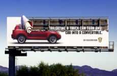 Convertible-Making PSAs - Colorado State Patrol Ad Reminds Drivers to Keep Their Heads