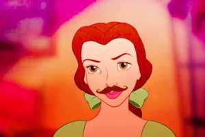 The Mustache Disney Tumblr is Hilariously Facial-Haired