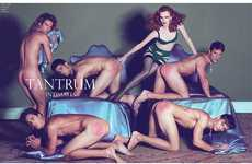 Frisky Fashion Faux-Ads