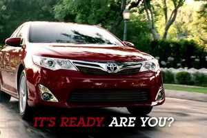 Toyota Camry 'It's Ready. Are You?' Campaign Shows How the Car Adapts