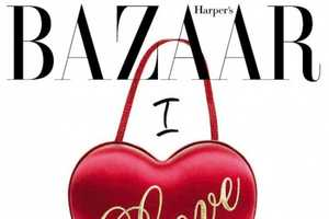 The Harper's Bazaar Russia Custom Covers are to Die For