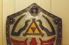 The Legend of Zelda Hylian Shield is Perfect for Hardcore Cosplayers