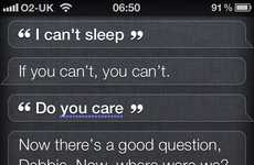 Comedic A.I. Blogs - Sh*t That Siri Says Displays Hilarious Replies to Ridiculous Questions