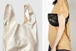 Carry Your Purchases in Eco-Friendly Style with Baggu Leather Bags