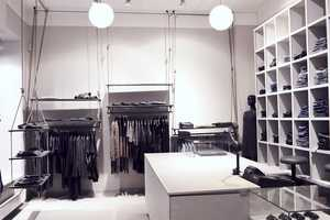 The Local Firm's First Concept Store is Straightforward & Stylish