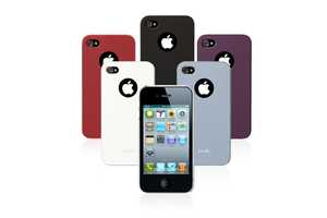 The Moshi iGlaze Case for iPhone is Everything but Bulky