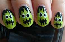 Morbid Movie Monster Manicures