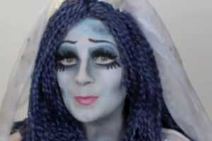 The Halloween Corpse Bride Tutorial is a Must-See for Tim Burton Fans