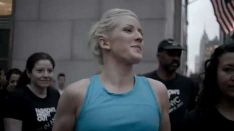 Nike Music Runs Ellie