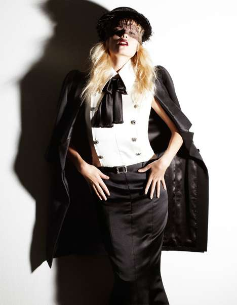 Natasha Poly Vogue Spain