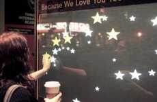 Interactive Cafe Storefronts - My Starbucks Rewards Program Rewards Frequent Customers