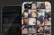 Personalized Photo Protectors - The Instagram iPhone Case Lets You Show Off Your Artistic Side