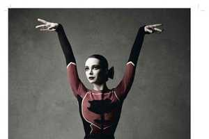 Diana Vishneva Strikes a Pose for Vogue
