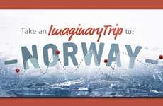 MyNorwayTrip.com Offers Imaginary Trips
