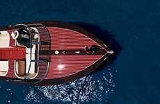 Marvelous Mahogany Yachts