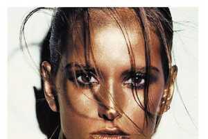 Vogue Paris November 2011 Features a Slew of Supermodels Up Close