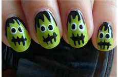10 Halloween Manicure Ideas