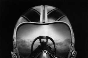 The Yingxiong Series by Robert Longo is Inspired by Top Gun