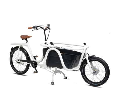 Johnny Loco Cargo Bikes