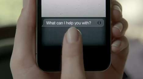 Apple Siri Assistant commercial
