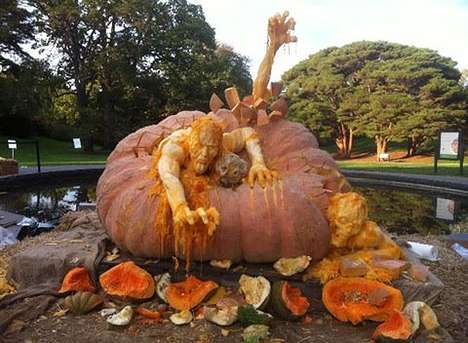 World s largest pumpkin