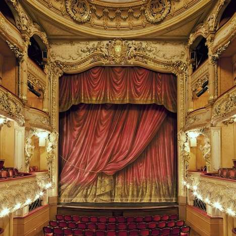 Inside the Parisian Theatres