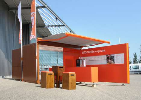 ing express mobile coffee bar