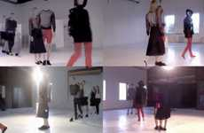 Web-Based Fashion Shows