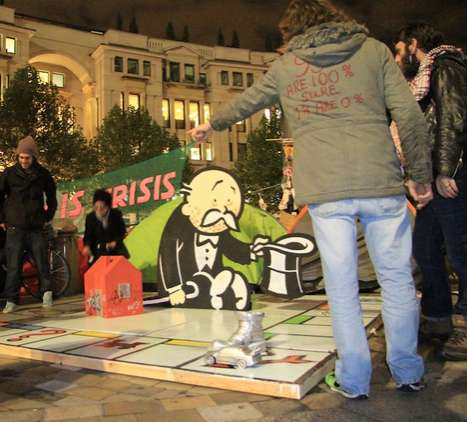 Banksy Monopoly