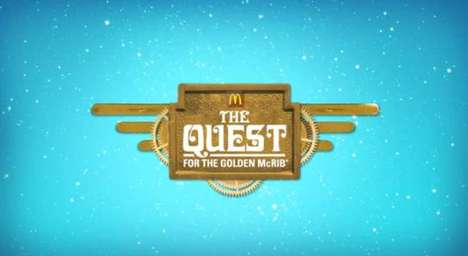 mcdonald s the quest