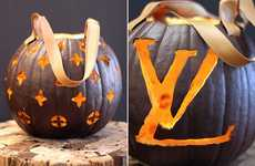 Refinery29 Fashion Pumpkins Give Halloween a Much-Needed Makeover