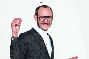 Terry Richardson Strikes a Pose for 'Reinvention Part III Terry'