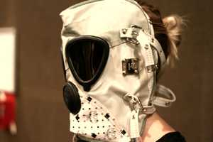 'This is Luxe' Features a Handbag that Transforms into a Gas Mask