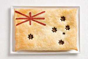 The Crave Sydney International Food Festival 'National Flags' is Tasty