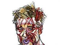 Zombie Celeb Sketches