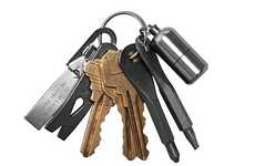 Lifestyle Survival Keychains - EDC Kit Gets You Prepared for a Hard Knock Life