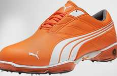 Technologically Advanced Kicks - The Puma Cell Fusion 2 Golf Shoes are Seriously Souped Up