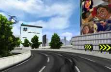 3D Social Driving Games