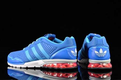 Beatboxing Dance Shoes - The Adidas Mega Shuffle Promotes the Original Mega Shoe Line