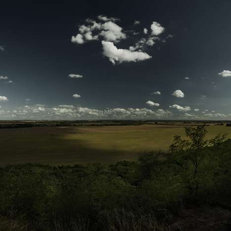 Peaceful Battlefield Photography - Peter Hebeisen Captures Tranquil Landscapes Once Ravaged