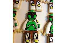 12 Geeky Cookie Designs