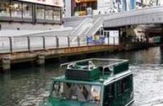 Amphibious Taxi Service - Osaka Mizukaido 808